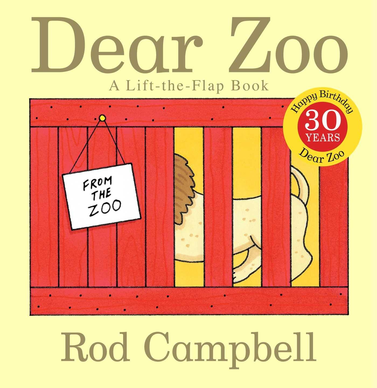 Dear zoo couverture